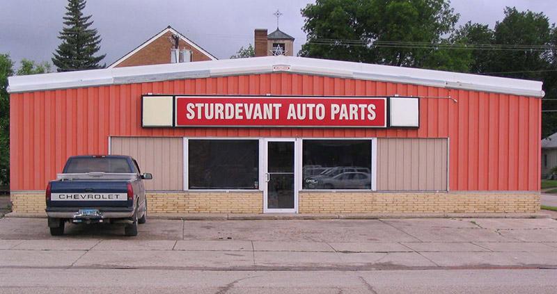 Luverne, MN Sturdevant's