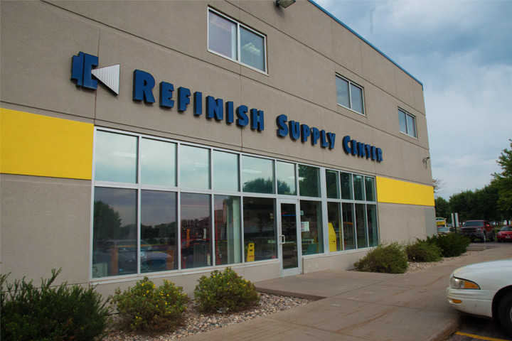 Refinish Supply Center