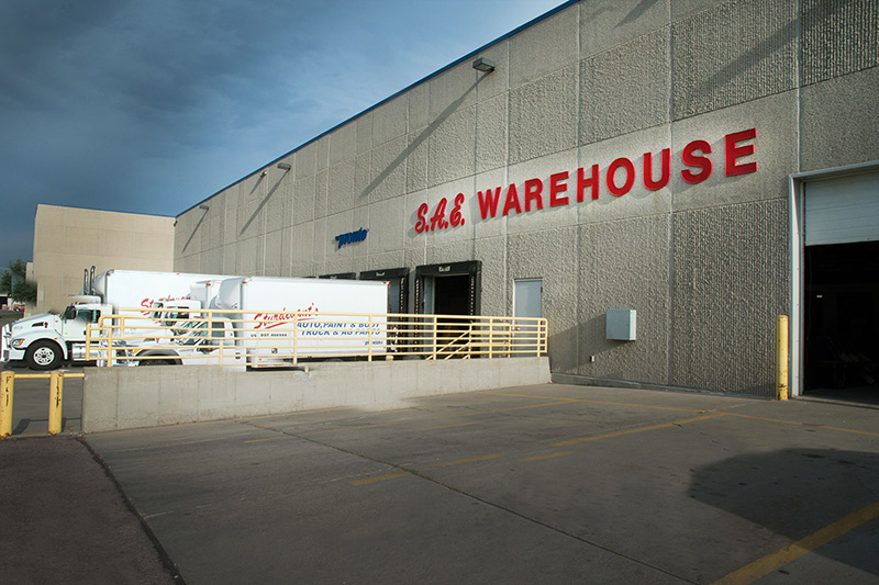 Sioux Falls SAE Warehouse