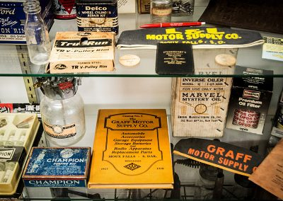 Sturdevant's antique car manuals